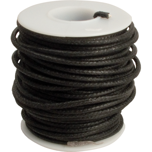 Wire - 20 AWG Solid Core, Lacquered Cloth Cover, 600V image 3