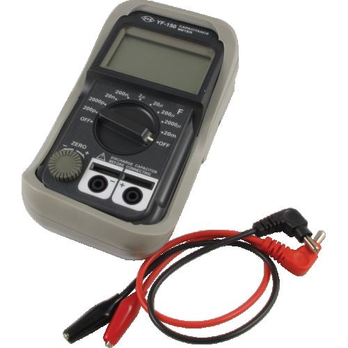 Digital Capacitance Meter - YF-150 image 1