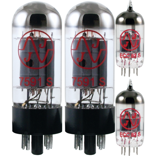Tube Complement for Ampeg Jet-12 image 1