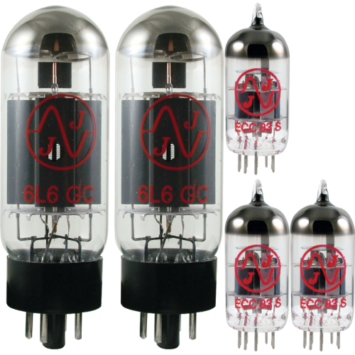 Tube Set - for Carvin X-B12 30-watt image 1