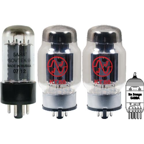 Tube Set - for Dynakit Mark III Mono Amplifier, version 1 image 1