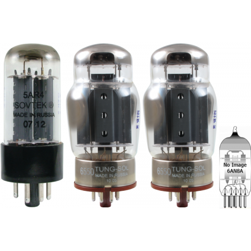 Tube Set - for Dynakit Mark III Mono Amplifier image 1
