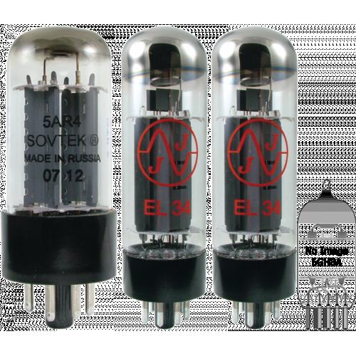 Tube Set - for Dynakit Mark IV Mono Amplifier image 1