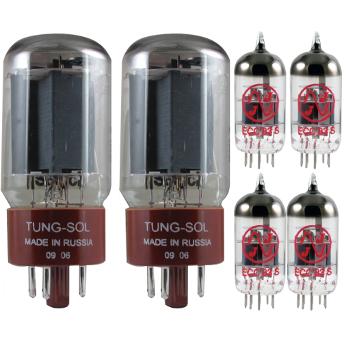 Tube Complement for ENGL Thunder 50 Reverb E320 image 1