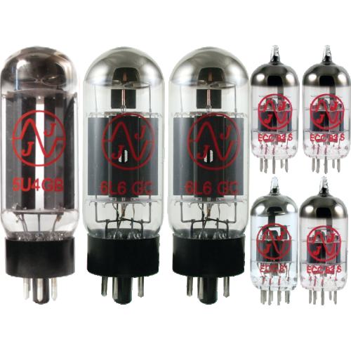 Tube Set - for Fender Bassman Top 50-watt image 1