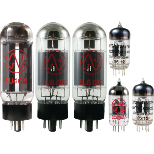 Tube Set - for Fender Pro OS image 1