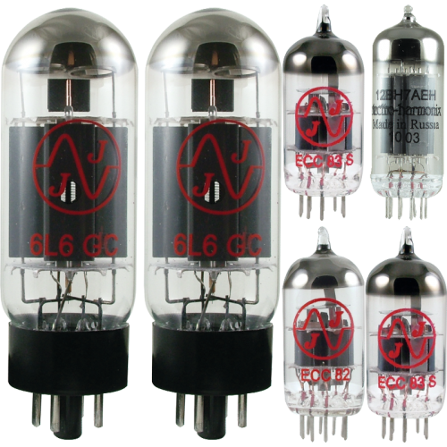 Tube Set - for McIntosh MC-40 image 1