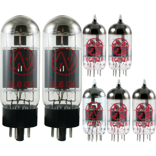 Tube Complement for Peavey Triumph 60 image 1