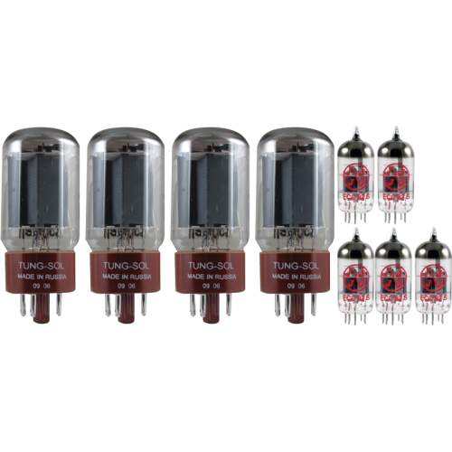 Tube Complement for Soldano 100w Super Lead Overdrive (SLO-100) image 1