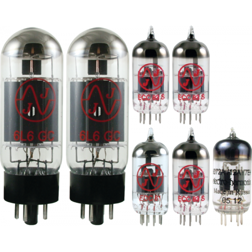 Tube Set - for THD 4-10 Reverb image 1