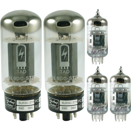 Tube Set - for Carvin X-B12 30-watt image 2