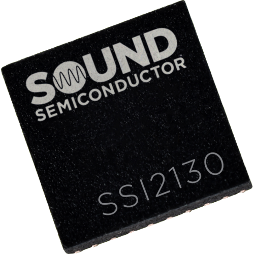 Integrated Circuit - SSI2130, VCO, Sound Semiconductor image 1