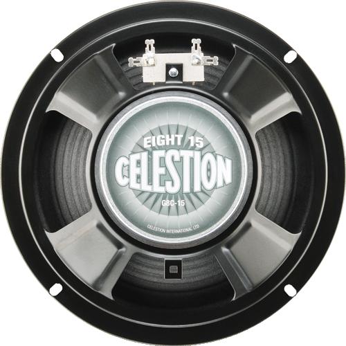 "Speaker - Celestion, 8"", Ceramic Eight 15, 15 watts, 8 ohm image 1"