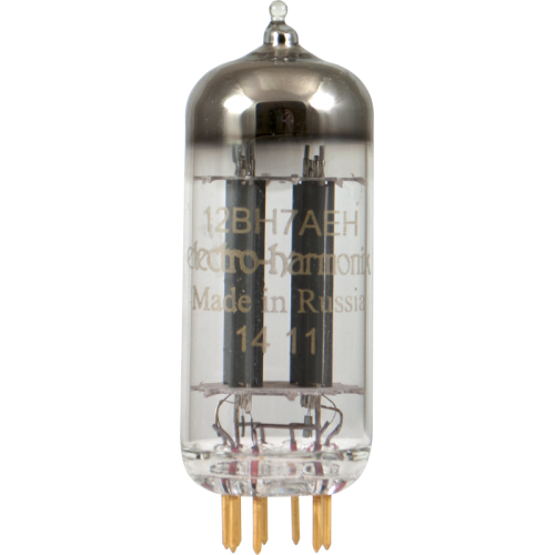 Vacuum Tube - 12BH7, Electro-Harmonix, Gold Pin image 1