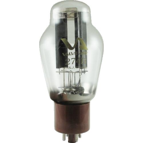 Vacuum Tube - 274B, Valve Art image 1