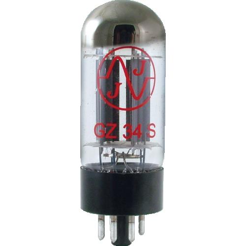 Vacuum Tube - 5AR4 / GZ34, JJ Electronics image 1