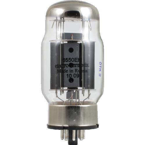 Vacuum Tube - 6550, Electro-Harmonix image 1
