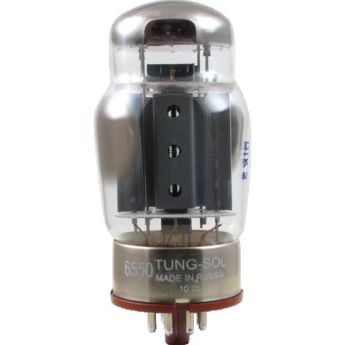 Vacuum Tube - 6550, Tung-Sol Reissue image 1
