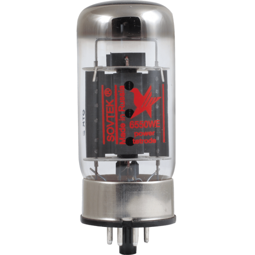 Vacuum Tube - 6550WE, Sovtek image 1