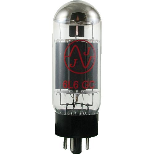 6L6GC - JJ Electronics, Burned in image 1