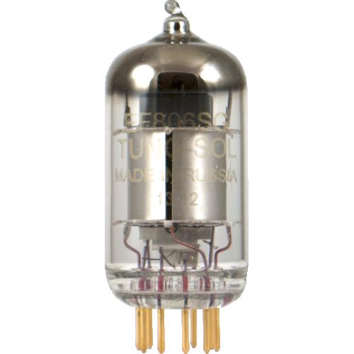Vacuum Tube - EF806S, Tung-Sol Reissue, Gold Pin image 1