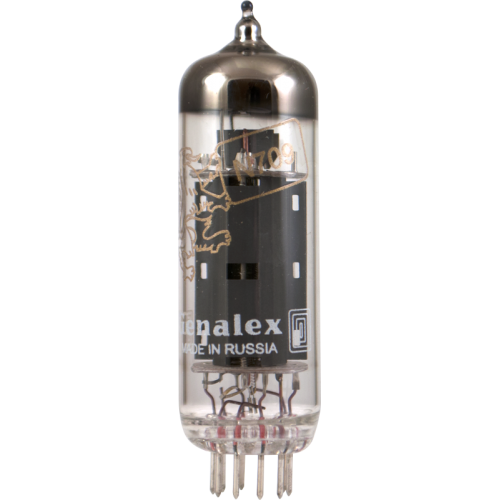 Vacuum Tube - EL84 / N709, Genalex Gold Lion image 1