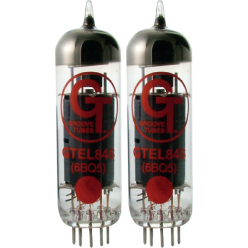 Vacuum Tube - EL84, Groove Tubes, Matched Pair image 1