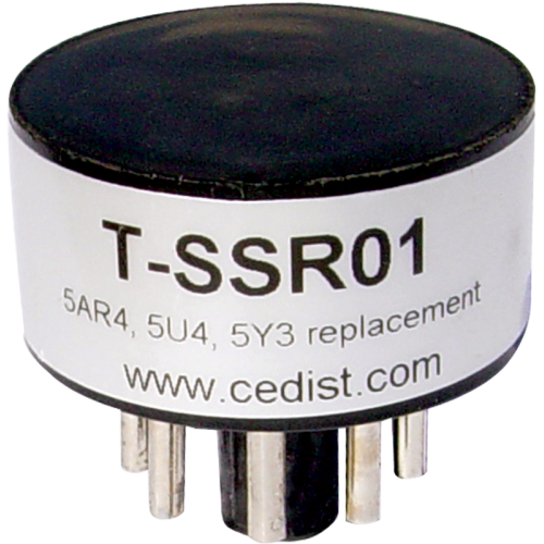 Solid State Rectifier - For 5AR4, 5U4, 5Y3 Tubes image 1
