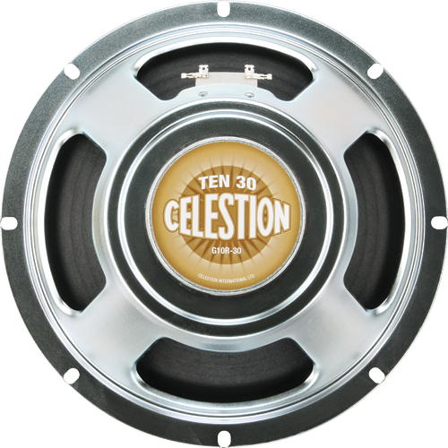 "Speaker - Celestion, 10"", G10R Ten 30, 30 watts, 8 ohm image 1"