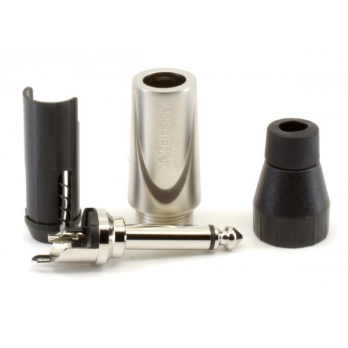 "1/4"" Plug - Amphenol, Mono, Jumbo, Thermoplastic, Satin image 2"