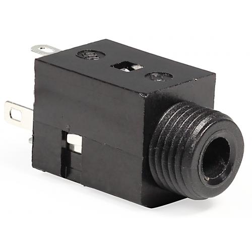 3.5mm Jack - Qingpu, Eurorack, TRS, Switched, Panel or PC Mount image 1