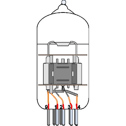 12AX7WA - Sovtek image 3