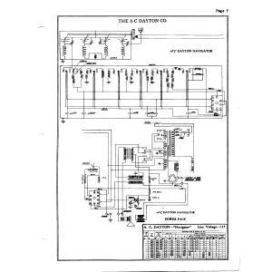 A-C Dayton Company Navigator - Power Pack
