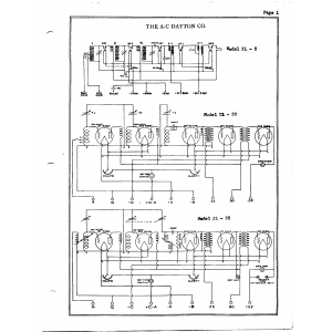 A-C Dayton Company XL20