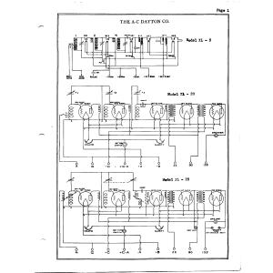A-C Dayton Company XL5