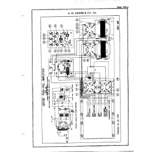 A. H. Grebe & Co. 412 Pushpull Ampl.