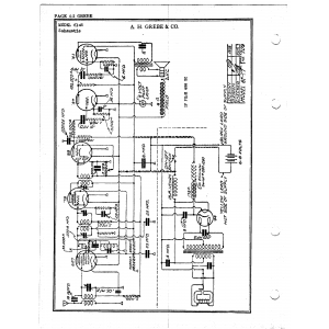 A. H. Grebe & Co. 61-R