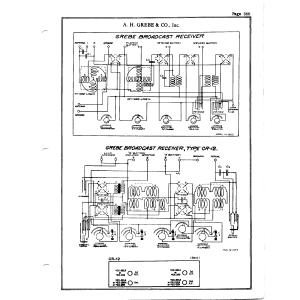 A. H. Grebe & Co. CR-12