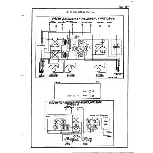 A. H. Grebe & Co. CR-13