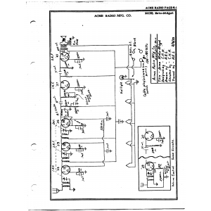 Acme Electric & Mfg. Co. Moto-Midget