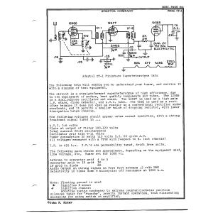 Adaptol Company CT-1