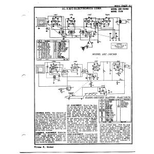Alamo Electronics Corp. 2RCM