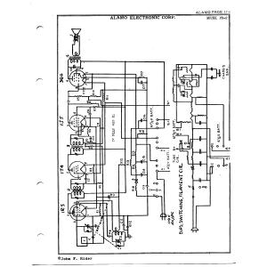 Alamo Electronics Corp. PR-2