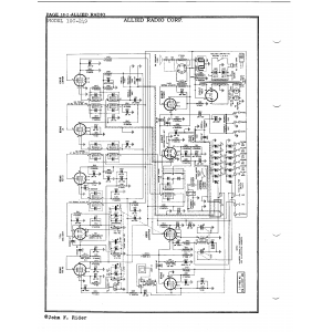 Allied Radio Corp. 10C-249