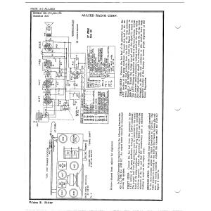 Allied Radio Corp. 5B-176
