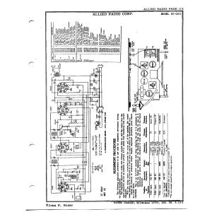 Allied Radio Corp. 5C-185
