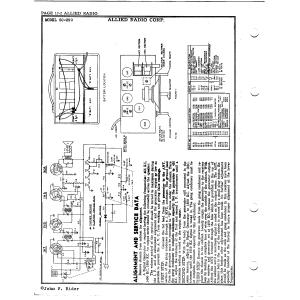 Allied Radio Corp. 5C-290