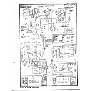Ansley Radio Corp. 1.12 (S.P.U. & Amp.)