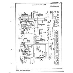 Ansley Radio Corp. 2.20