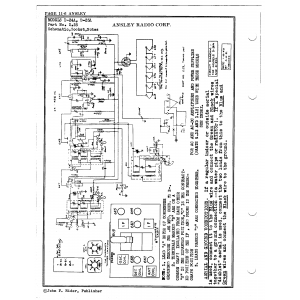 Ansley Radio Corp. 2.23 (Tuner)